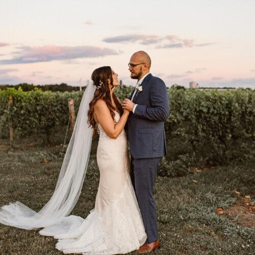 Jessica & Krzysztof ~ Married
